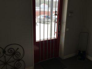 Fönstergaller Dörrgaller 6