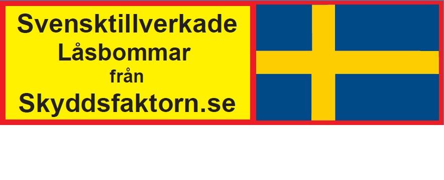 Svensktillverkade låsbommar NY