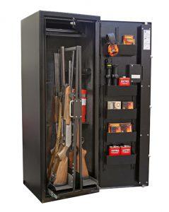 Vapenskåp 12 vapen