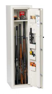 Vapenskåp 8 vapen