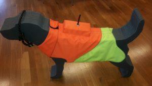 Skyddsväst hund (mot tex vildsvinsangrepp mm)