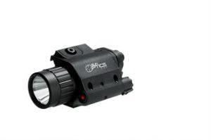 Lampa vit led 750 L Laser röd