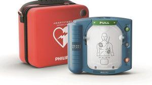 Hjärtstartare Philips HS 1