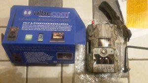 Albecom övervakningskamera